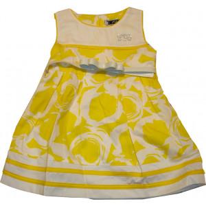 Φόρεμα X/Μ (Κίτρινο) (Κωδ.291.87.456)