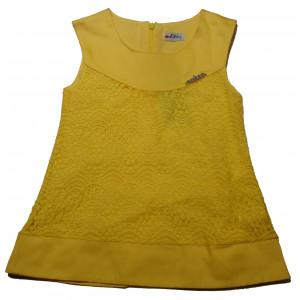 Φόρεμα Παιδικό Κίτρινο 291.87.014