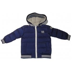 Μπουφάν Παιδικό Μπλε 618.003.009