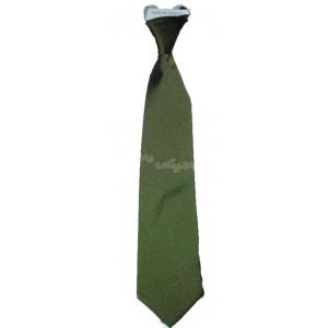 Γραβάτα σατέν Λαδί (Κωδ.202.01.022)
