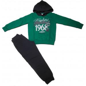 Φόρμα Μακώ Παιδικό (Πράσινο) (#077.332.013+8#)