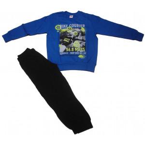 Φόρμα Μακώ Παιδικό (Ρουα Μπλε) (#077.332.012+25#)