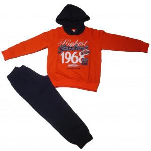 Φόρμα Μακώ Παιδική (Πορτοκαλί) (#077.332.013+9#)