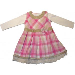 Φόρεμα & Μπλούζα (Ροζ) (Κωδ.291.86.401)