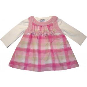Φόρεμα & Μπλούζα (Ροζ) (Κωδ.291.130.259)