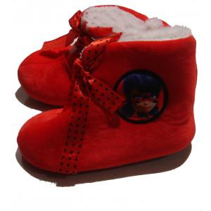 Παντόφλες Μποτάκι Ladybug (Κόκκινο) (#200.349.030+10#)