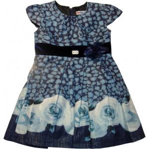 Φόρεμα Κ/M (Μπλε) (Κωδ.291.86.403)