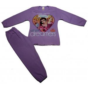Πυζάμα Princess Παιδική (Μωβ) (#489.095.002+17#)