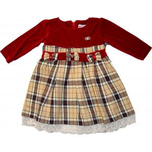 Φόρεμα Μ/M (Καρώ) (Κωδ.291.86.420)