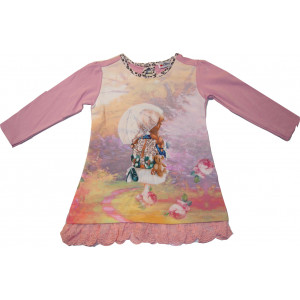 Φόρεμα Μ/M (Ροζ) (Κωδ.291.86.418)