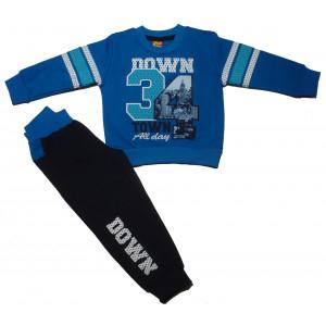 Φόρμα Φούτερ Μπεμπέ (Μπλε Ρουά) (077.040.012)