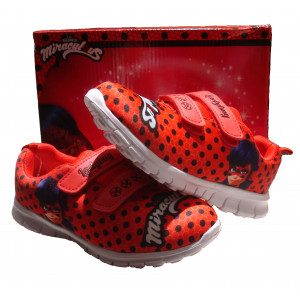 Παπούτσια Ladybug Πουα 8802 (Κόκκινο) (#200.082.002+10#)