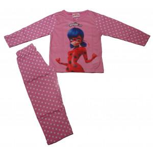 Πυζάμα Ladybug Ροζ 200.095.000