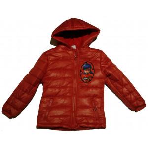 Μπουφάν Ladybug Παιδικό Κόκκινο ML39004