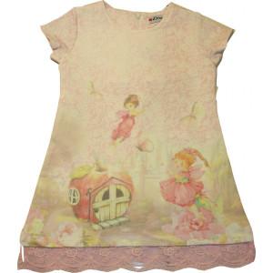 Φόρεμα Κ/M (Ροζ) (Κωδ.291.86.370)