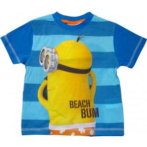 Μπλούζα Κ/Μ Παιδική Minions Disney (Μπλε Ρουά) (Κωδ.200.10.024)