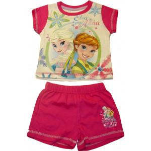 Μπλούζα & Σορτσ Frozen Disney (Φουξ) (Κωδ.200.60.002)
