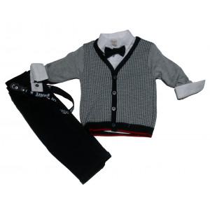 Μπλούζα - Πουκάμισο - Παντελόνι (#077.041.030+1#)