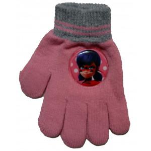 Γάντια Ladybug ML2301 (Ροζ) (#200.090.001+3#)