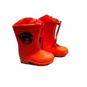 Γαλότσες Ladybug 61701 Κόκκινο