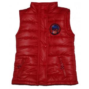Αμάνικο Μπουφάν Ladybug (Κόκκινο) (#200.005.000+10#)