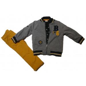 Ζακέτα - Μπλούζα - Παντελόνι Bebe (#077.041.009+1#)