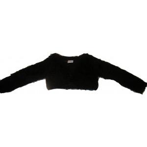 Μπολερό Πλεκτό (Μαύρο) (Κωδ.291.51.030)