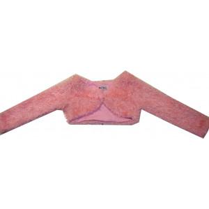 Μπολερό Πλεκτό (Ροζ) (Κωδ.291.51.031)