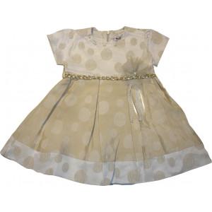 Φόρεμα Κ/M (Μπεζ) (Κωδ.291.86.433)