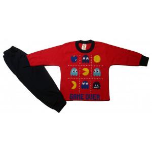 Πυζάμα Pacman (Κόκκινο) (#489.068.002+10#)