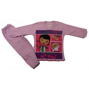 Πυζάμα Μικρή Γιατρός (Ροζ) (#489.095.001+3#)