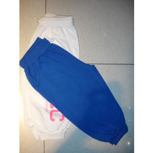 Παντελόνια Φόρμας Μακο με Σταμπα (Κωδ.008.22.002)