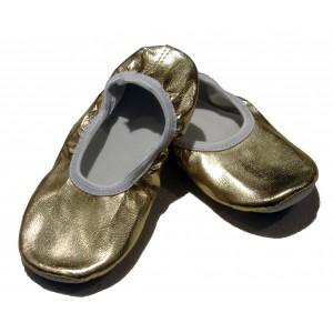 Παπουτσάκια Μπαλέτου (Χρυσαφί) (747.346.000)