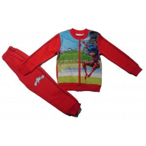 Φόρμα Ladybug Ζακέτα (Κόκκινο) (#200.039.000+10#)