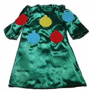 Στολή Μπάλα Σατέν (Πράσινο) (#583.323.018+8#)