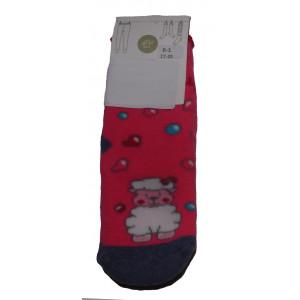 Αντιολισθητικές Κάλτσες Προβατάκι (Φουξ) (#304.064.002+18#)