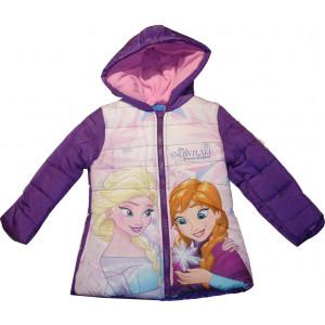 Μπουφάν Frozen Disney (Μωβ) (Κωδ.200.05.002)