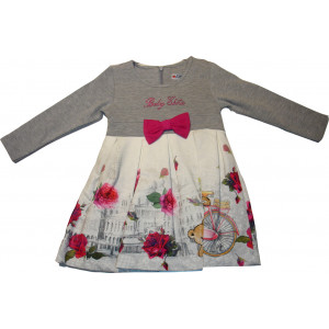 Φόρεμα Μ/M (Γκρι Ανοιχτό) (Κωδ.291.86.466)