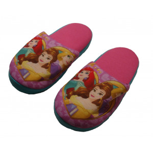 Παντόφλες Princess WD11685 (Ροζ) (#744.349.017+3#)