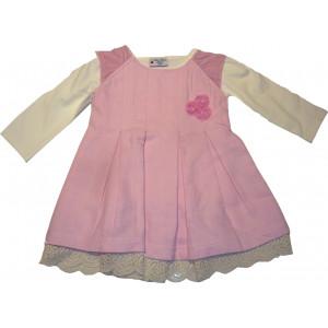 Φόρεμα & Μπλούζα (Ροζ) (Κωδ.291.130.260)