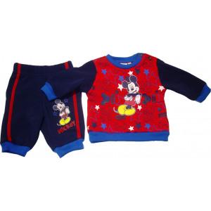 Φόρμα Φούτερ Mickey Disney (Κόκκινο) (Κωδ.200.129.003)