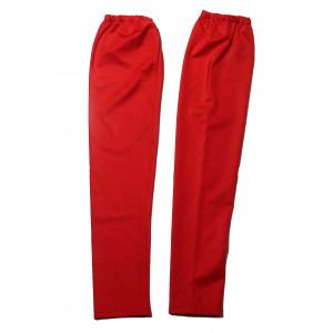 Γκέτες Λύκρα (Κόκκινο) (#583.001.016+10#)