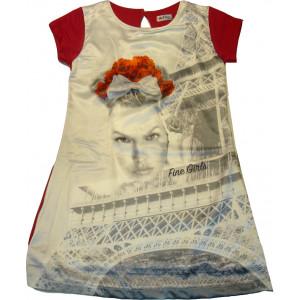 Φόρεμα Κ/M (Μπορντώ) (Κωδ.291.86.475)