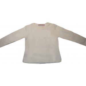 Μπλούζα Μονόχρωμη Βαμβακολύκρα (Εκρού) (Κωδ.291.532.001) (Για Παραγγελία Άνω των 10 τεμ η τιμή είναι 6€)