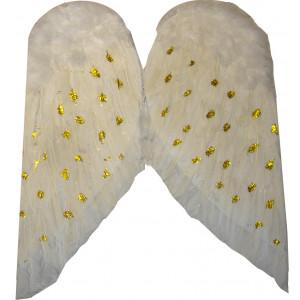 Φτερά Αγγέλου (Με Φυσικό Πούπουλο) (Άνω των 20τεμ 4,5€)(Κωδ.:181.01.019)