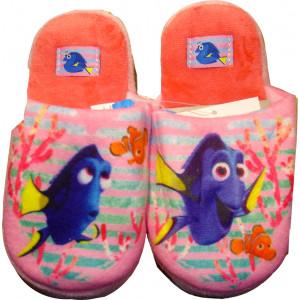 Παντόφλες Φλις Nemo (Ροζ) (Κωδ.200.149.015)
