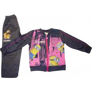Φόρμα Minions Disney (Γκρι Σκούρο) (Κωδ.200.39.002)