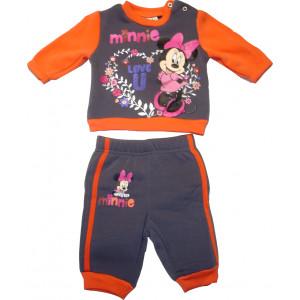 Φόρμα Φούτερ Minnie Disney (Γκρι Σκούρο) (Κωδ.200.130.002)