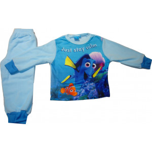 Πυζάμα Μ/Μ Φλις Nemo Disney Μπλε Ρουά 200.68.014