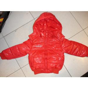 Μπουφάν Παιδικο ΚόκκινοTrax 7179